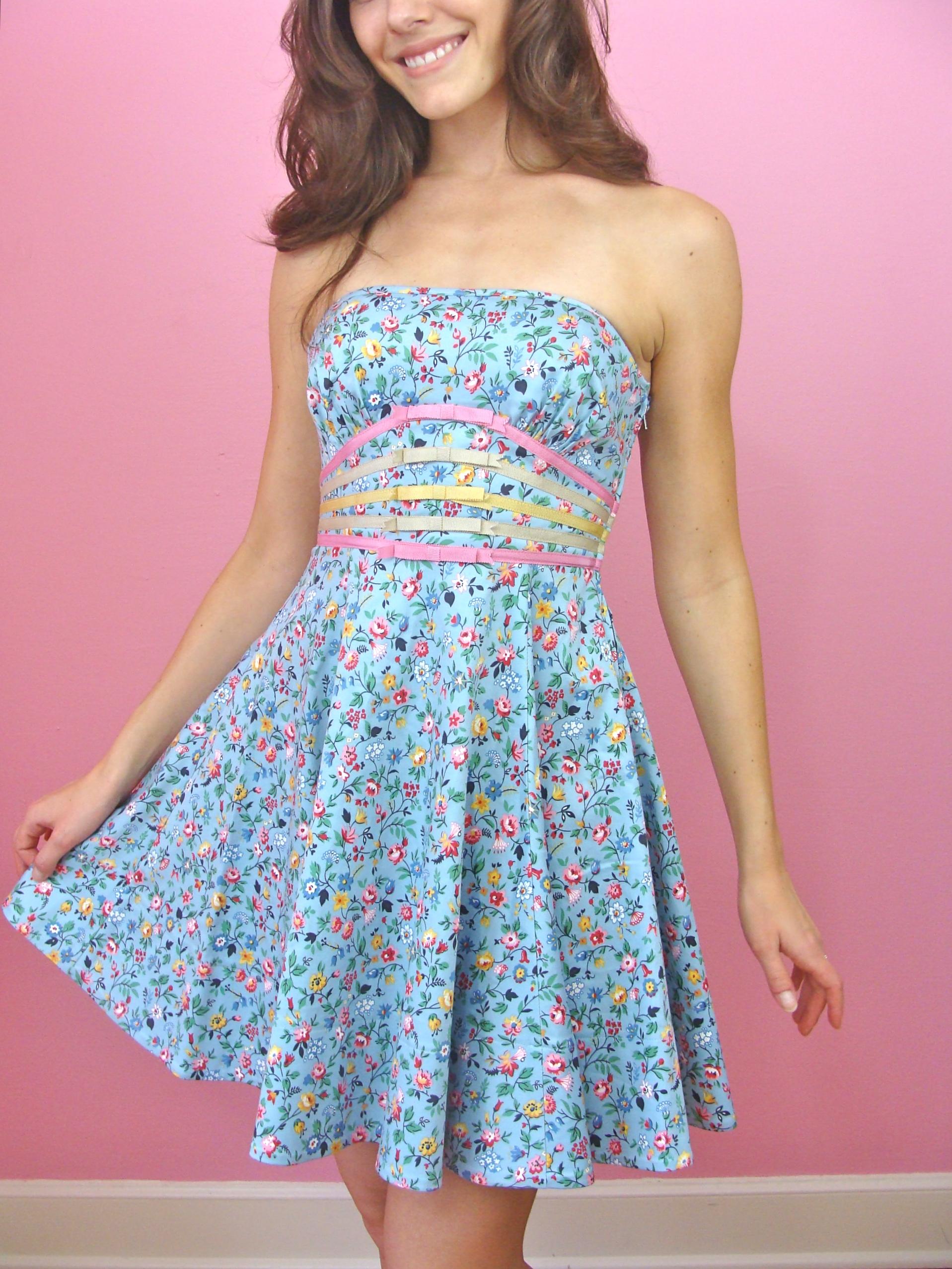 Rihanna Betsey Johnson Clothing | Dress images