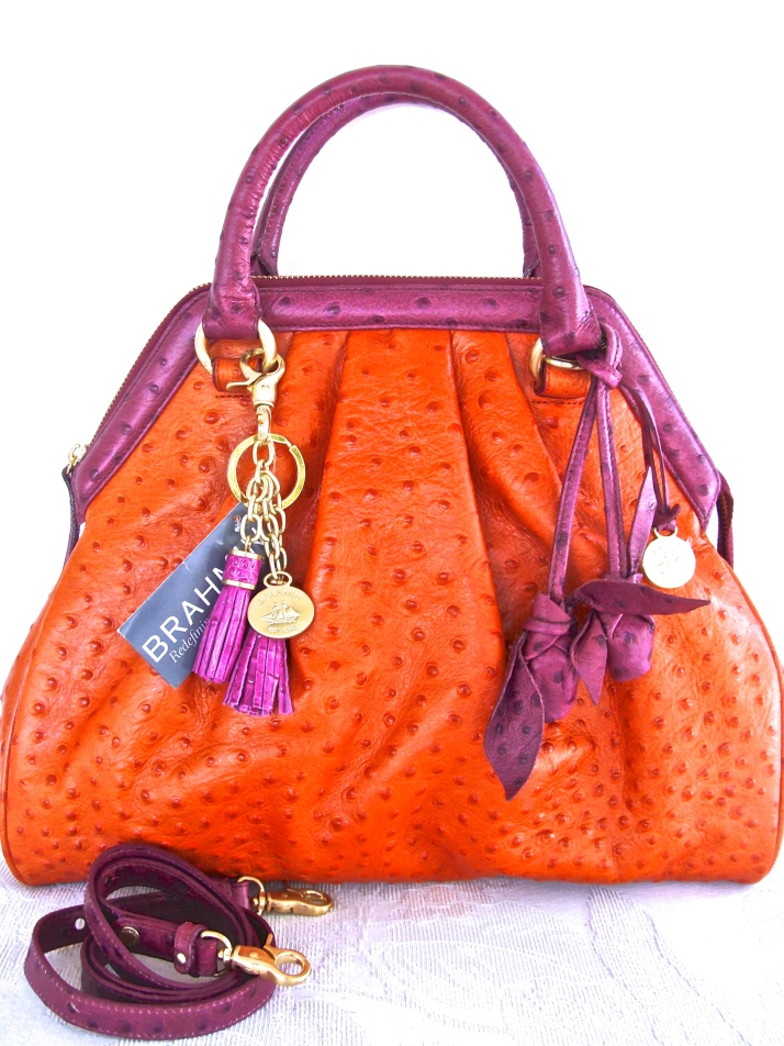 Brahmin Sara Rose Bag