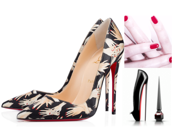 Christian-Louboutin-Rouge-NailPolish-Shoes