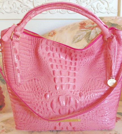 brahmin Norah Hobo Bag Pink Lychee Melbourne