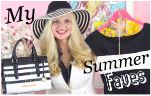 Favorite Summer Looks Haul   Sunny Beach Couture